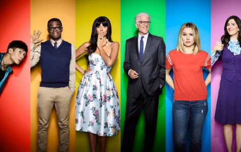 Where do you go when you die? The Good Place!