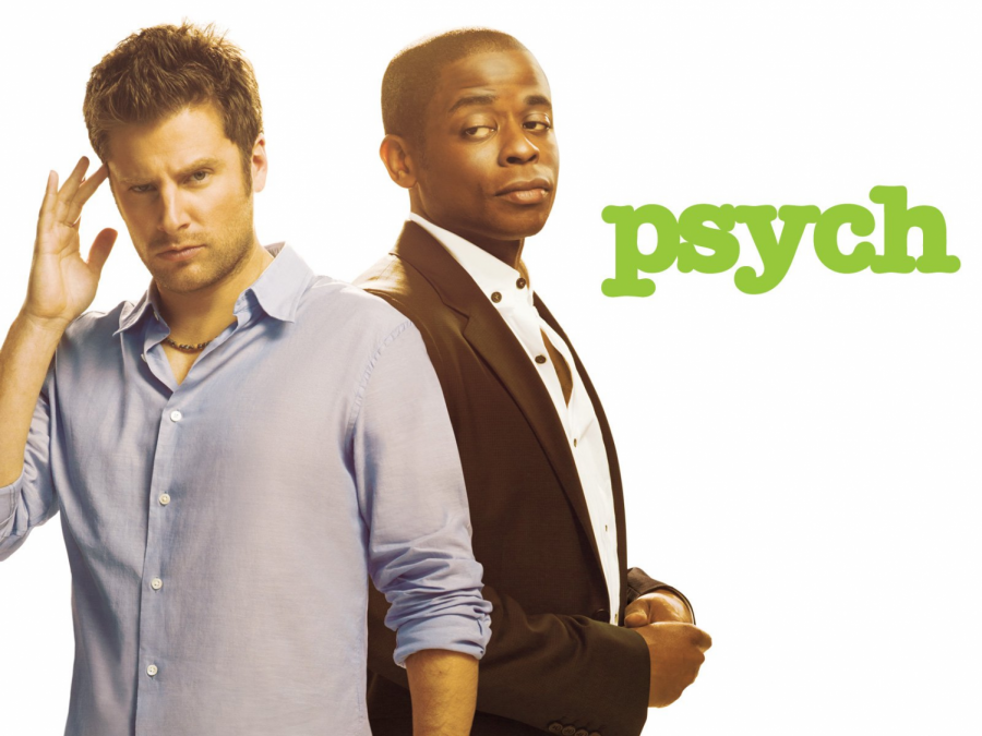 Ever Heard of a Show Named Psych?