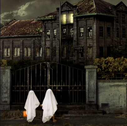 Making Your Own Haunted House