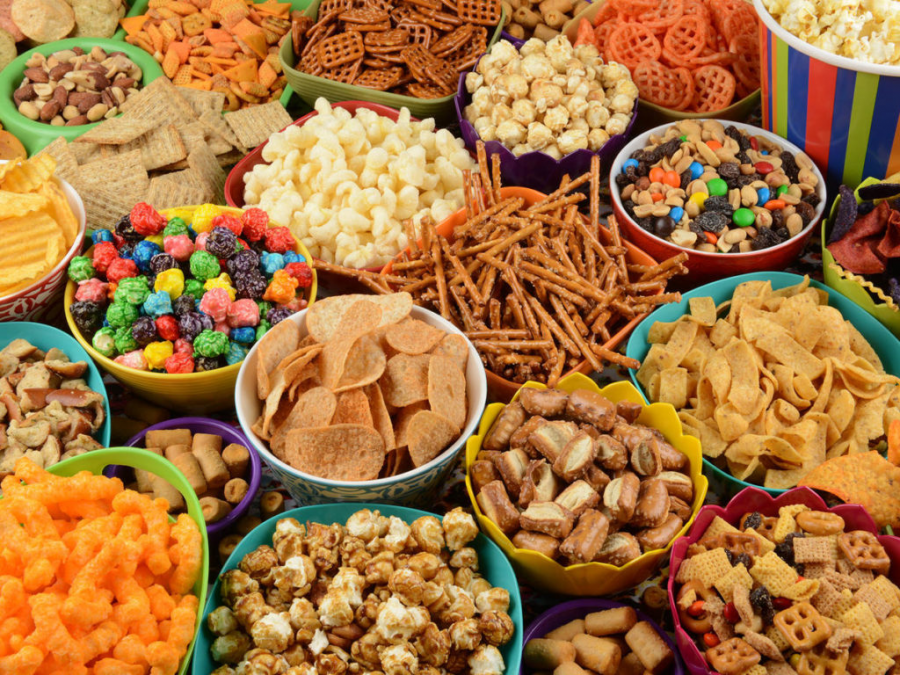 Top 15 Snacks of All Time