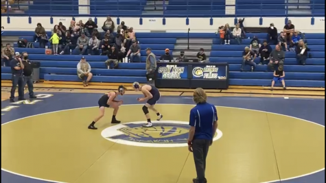 Cradle on the mat