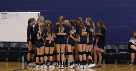Volleyball Comes to an End